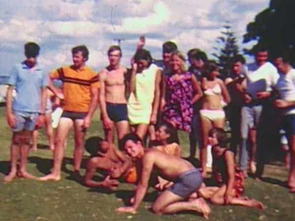 Image for Annual Auckland Picnic at Orewa, 1969